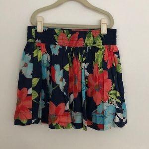 foral skirt
